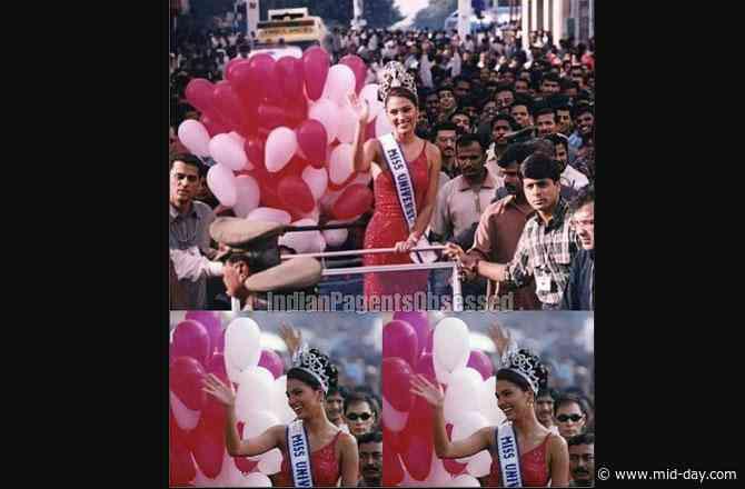 Throwback Thursday: Lara Dutta recalls how Bengaluru welcomed her after Miss Universe win