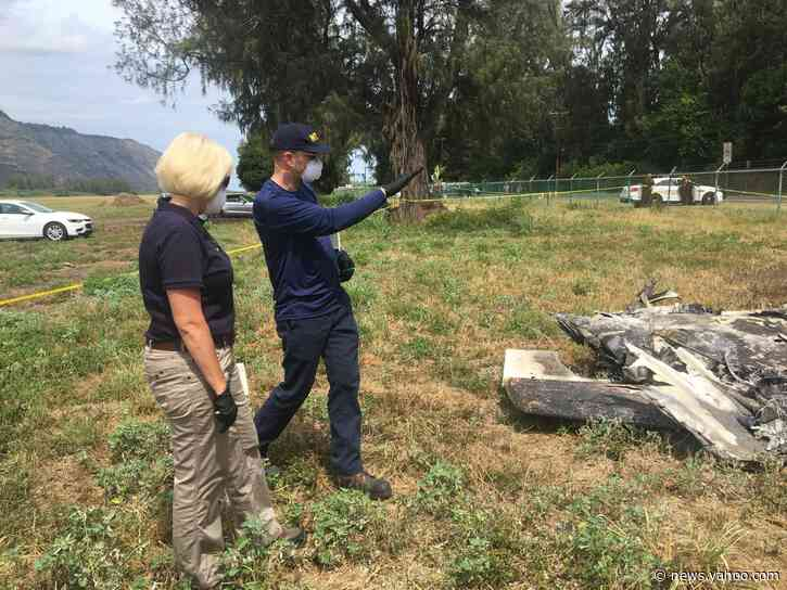 Report: Pilot in Hawaii plane crash had risk-taking history