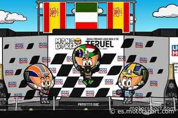 Vídeo: el GP de Teruel de MotoGP según MiniBikers - Motorsport.com, Edición: España