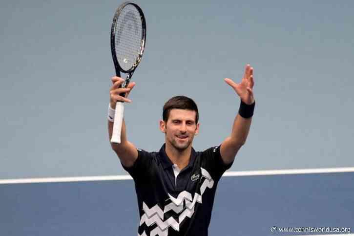 Novak Djokovic: 'Borna Coric is a great fighter and a friend of mine'