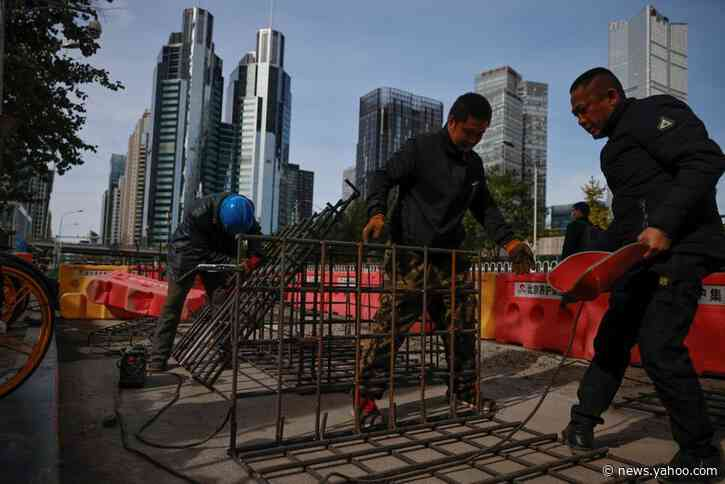 Analysis: As COVID persists and U.S. election nears, China growth lifts Asia