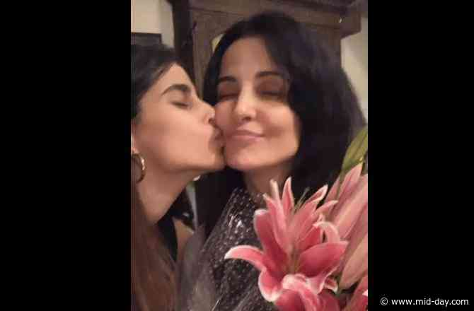 Aisha Ahmed has an adorable wish as mother Rukhsar Rehman celebrates her birthday