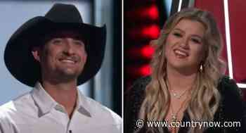 Tanner Gomes Earns Spot On Team Kelly With Dustin Lynch Cover On 'The Voice' - Country Now