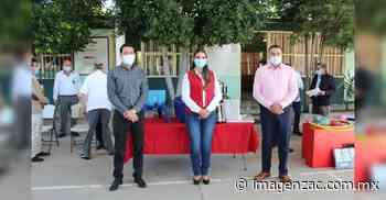 Dona Ayuntamiento de Jalpa, terreno para construcción de un Jardín de Niños - Imagen Zacatecas - Imagen de Zacatecas, el periódico de los zacatecanos