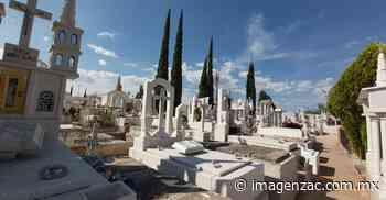 Permanece vacío el panteón viejo de Jalpa - Imagen Zacatecas - Imagen de Zacatecas, el periódico de los zacatecanos