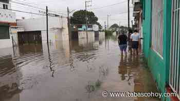 Estas son las comunidades de Cunduacán y Jalpa de Méndez que están en riesgo de inundación - tabasco hoy