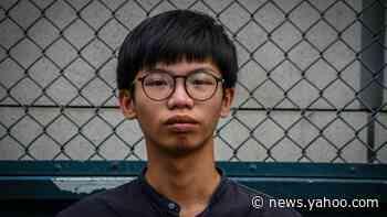 Tony Chung: Hong Kong activist detained near US embassy charged