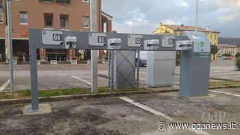 Pieve di Soligo, attive quattro postazioni di ricarica per bici elettriche in piazza Caduti nei Lager - Qdpnews