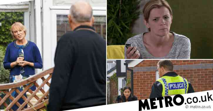 Coronation Street spoilers: 29 new images reveal Geoff torture, pregnancy shock and arrest horror