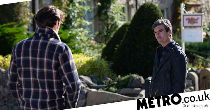 Emmerdale spoilers: Natalie J Robb reveals huge showdown for Cain and Mackenzie