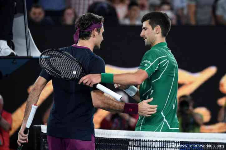 'Djokovic made history while playing alongside Federer and Nadal', says former No. 1