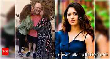 Tamannaah credits parents for her success