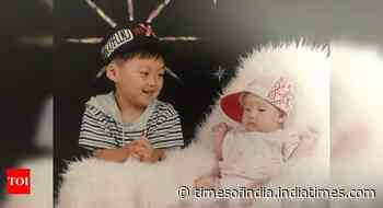 BTS member Suga's childhood pic goes viral
