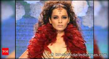 Kangana Ranaut on 12 years of 'Fashion'