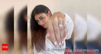 Is Mouni engaged? Her post fuels speculation