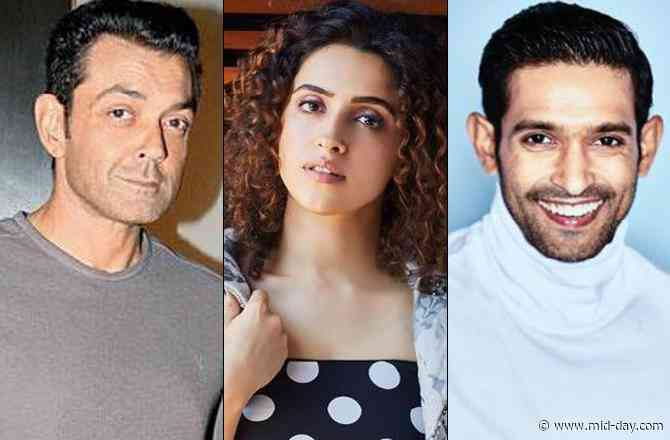 Bobby Deol, Sanya Malhotra, Vikrant Massey-starrer Love Hostel to go on floors in early 2021