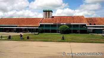 Periodista revela que pista de Aeropuerto de Trinidad no opera desde hace un mes - Pagina Siete