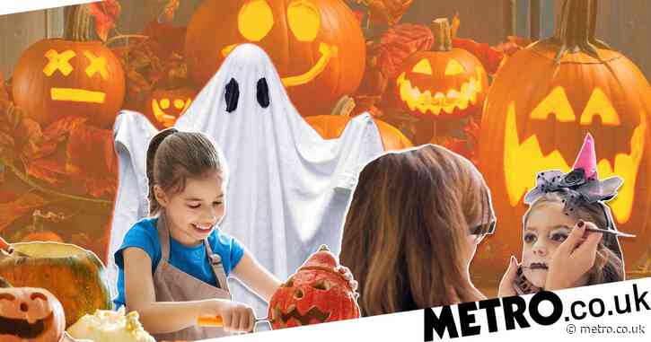 How to entertain your children safely this Halloween