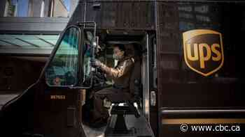 UPS executive granted special ministerial exemption from Canada's COVID-19 quarantine