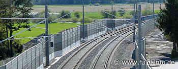 Schallschutz-Dialog zum Bahnprojekt Hanau–Fulda geht weiter - Fuldainfo