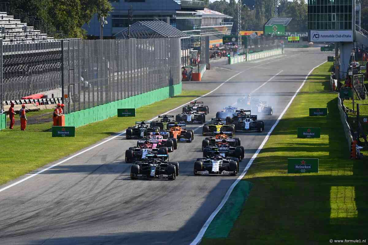 Formule 1-teams stemmen wederom tegen reversed grid-concept