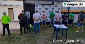 En San Vicente de Chucurí fue desarticulada la banda 'Los Burros' - Vanguardia