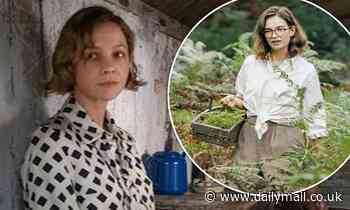 Carey Mulligan stars alongside Lily James and Ralph Fiennes in Netflix drama The Dig