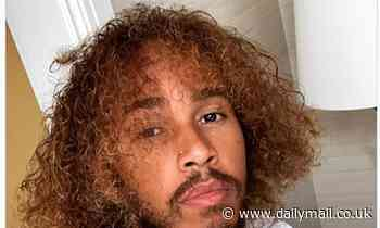 Lewis Hamilton shows off his natural hair in Instagram selfie
