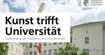 Neuer Bildband über Kunst im Besitz der TU Darmstadt - Allgemeine Zeitung