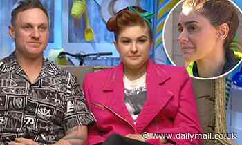 A cashed-up Jimmy and Tam admit they have no sympathy for the poorer contestants on The Block