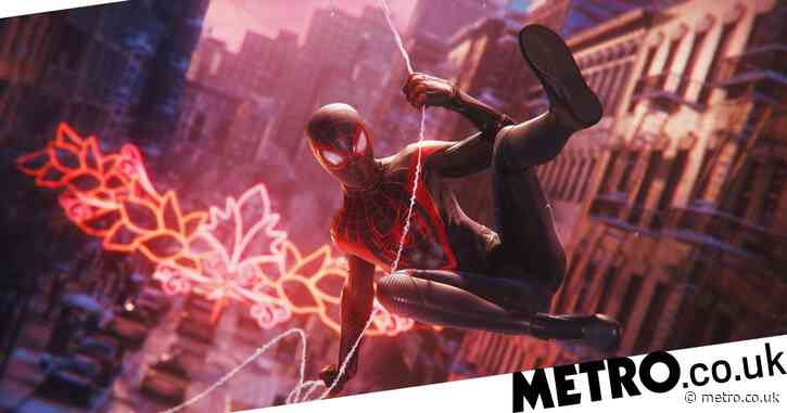 Spider-Man: Miles Morales PS4 web-swinging gameplay videos leaked