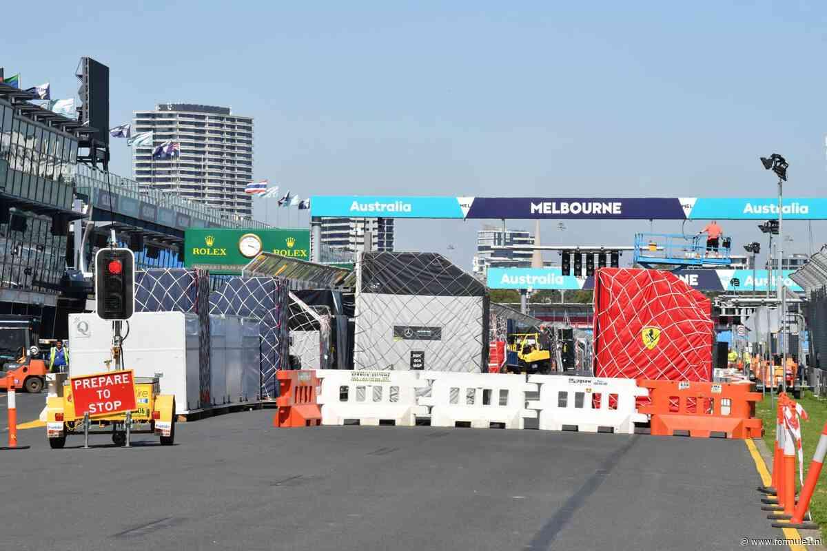 Organisatie GP Australië bevestigt: ook in 2021 seizoensopening in maart