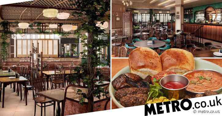 Newly designed Dishoom opens in Covent Garden, with 50% off for diners