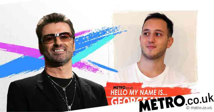 I don't advertise the fact I'm called George Michael – usually my mates do it for me