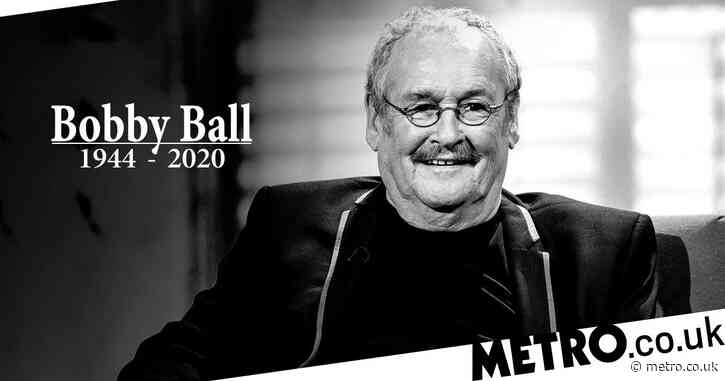 Cannon and Ball star Bobby Ball dies aged 76 from Covid-19