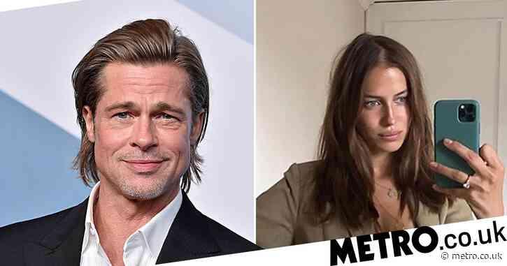 Brad Pitt 'splits from model girlfriend Nicole Poturalski'