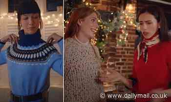 Marks & Spencer CANCELS Christmas clothing ads and turns to influencers to promote range instead