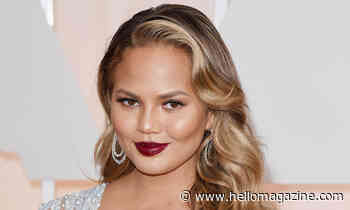 Chrissy Teigen's Halloween treats took a week to perfect