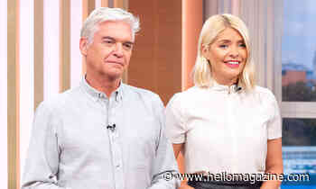 Phillip Schofield reveals how Holly Willoughby supported wife Steph during turmoil