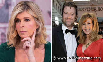 Kate Garraway to film poignant documentary regarding husband Derek Draper's battle with coronavirus