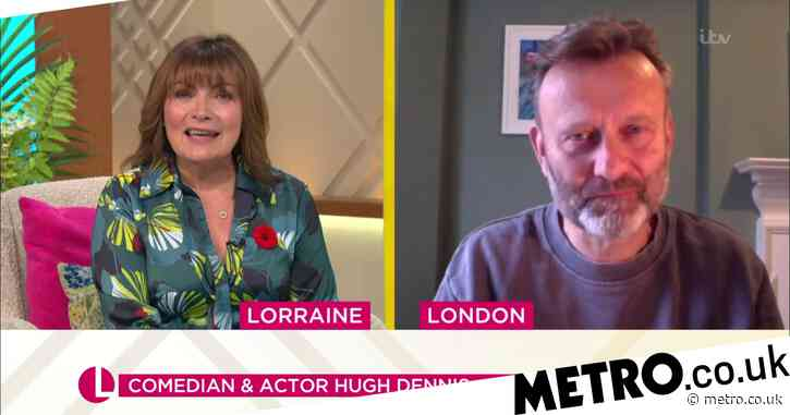 Hugh Dennis calls for full new series of Outnumbered: 'I'd love it'
