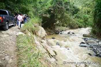 Una persona desaparecida dejó avalancha en el municipio de El Tarra - RCN Radio