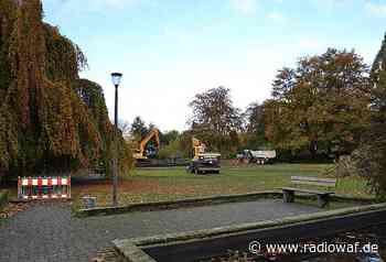 Ahlen renaturiert Werse im Stadtpark - Radio WAF
