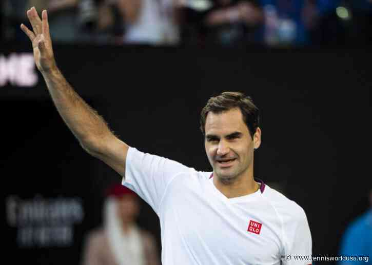 'I always looked up to Roger Federer', says German star