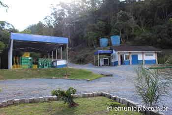 Samae inaugura nova estação de captação de água no bairro Limeira - O Munícipio