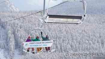 Earliest start to ski season at Norquay in 95 years - CTV Toronto