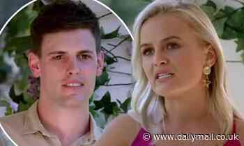 Bachelorette fans are left terrified by Joe Woodbury's brother Jacob as he grills Elly Miles
