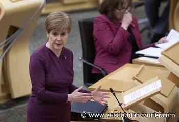 Nicola Sturgeon lockdown update: How to watch coronavirus restrictions announcement - East Lothian Courier