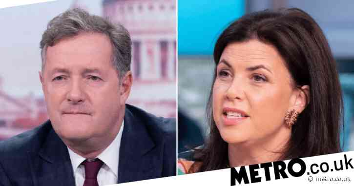 Piers Morgan shuts down Kirstie Allsopp as she accuses GMB host of using her name to promote his book