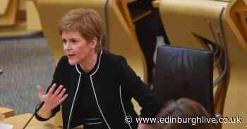Nicola Sturgeon coronavirus Scotland update LIVE as lockdown tiers announced - Edinburgh Live